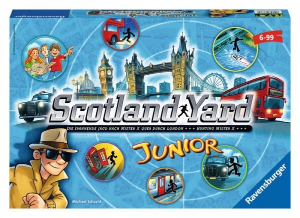 Scotland Yard Junior - Spannendes Detektivspiel für Anfänger