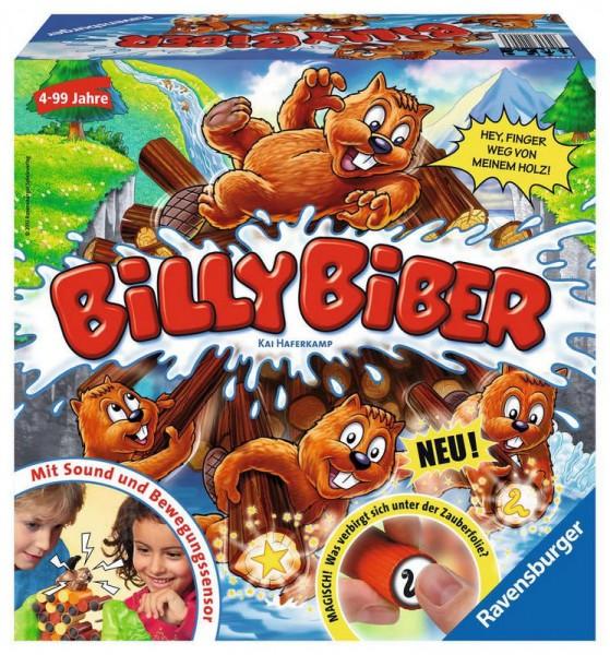 Billy Biber - Spaßiges Geschicklichkeitstraining