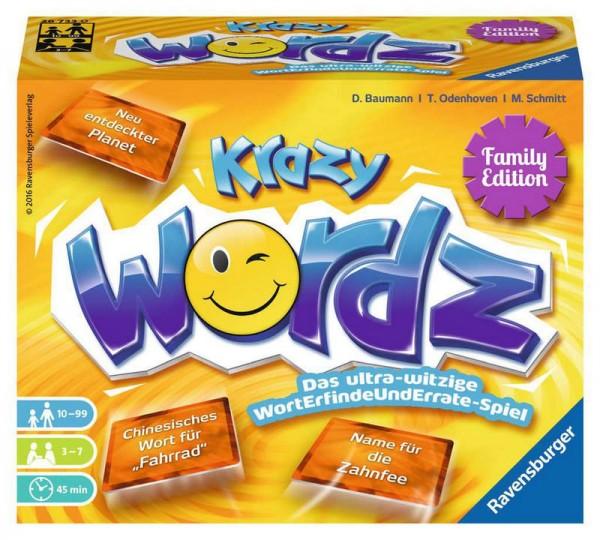 Krazy Wordz Family